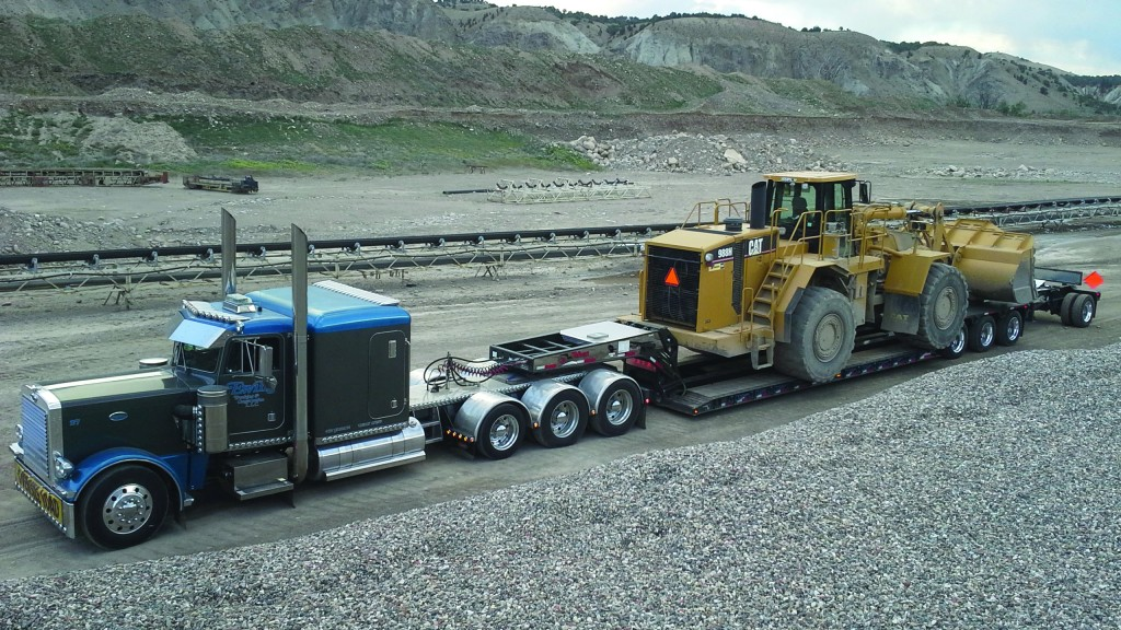 Calculating the true costs  of heavy-haul trailer ownership