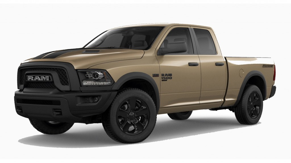 """The Ram 1500 Classic Warlock continues to prove that value never goes out of style,"" said Reid Bigland, Head of Ram Brand."