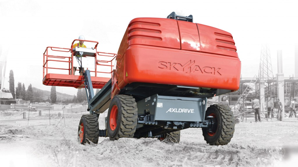 """The option for large booms was fairly straight forward, but many companies found it nearly impossible to meet Stage V requirements on <16m booms and maintain a reasonable price point,"" explained Malcolm Early, vice president of marketing at Skyjack."