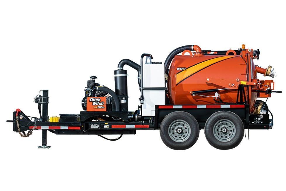 Ditch Witch - HX30G Vacuum Excavators