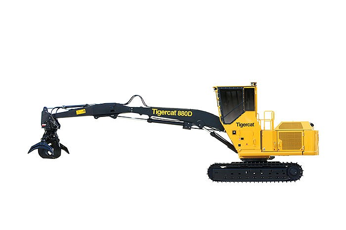 Tigercat Industries Inc. - 880D Forestry Log Loaders