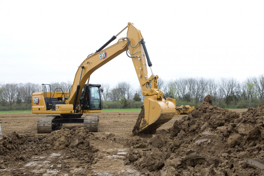 Caterpillar Inc. - Cat® 326 Excavators