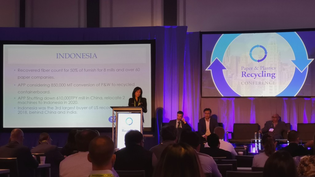 Conference review: Paper & Plastics Recycling Conference 2019
