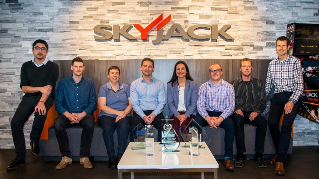 """""""We worked really hard, and worked a lot with our customers, to ensure that Elevate, and the products within its digital suite hit the mark of being 'More than Telematics',"""" said Swan."""