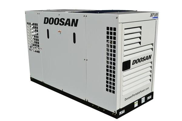 Doosan Portable Power - XP185WDOUA Compressors