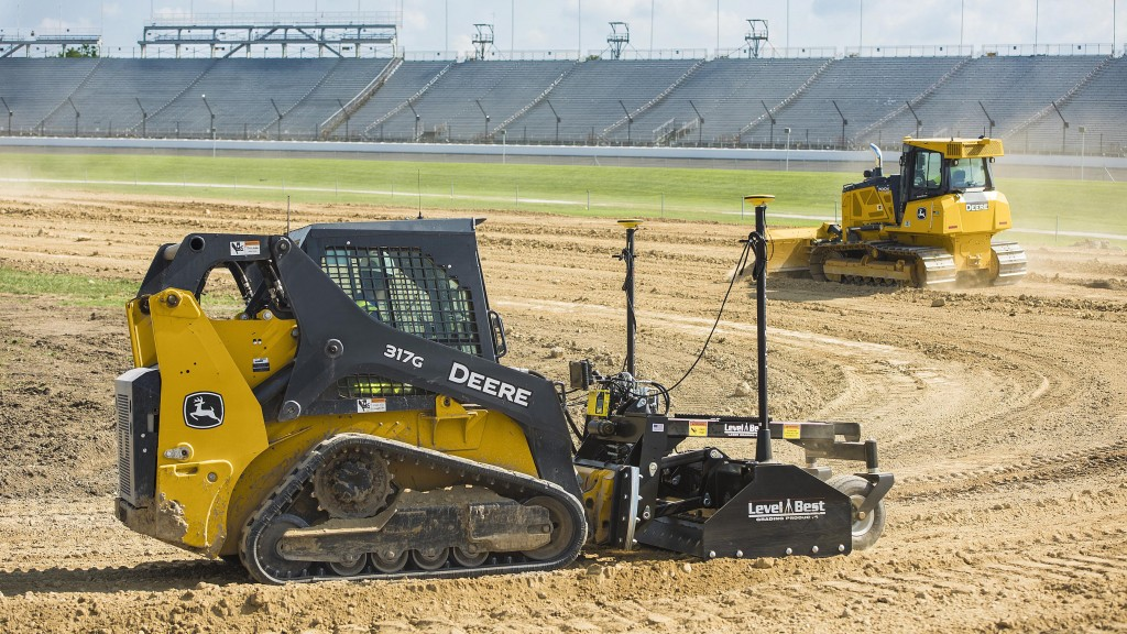 John Deere adds grade-control-ready Level Best Box Blades to referral attachments lineup
