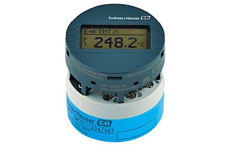 Endress+Hauser - iTEMP TMT71 Transmitters