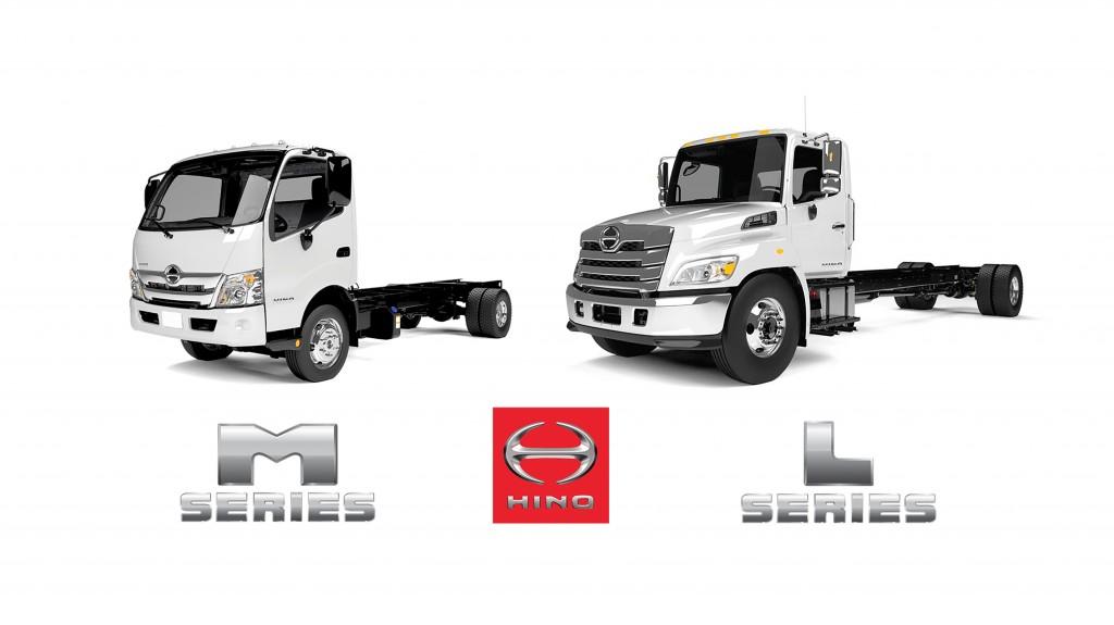 Hino Motors Canada announces new models and cab configurations