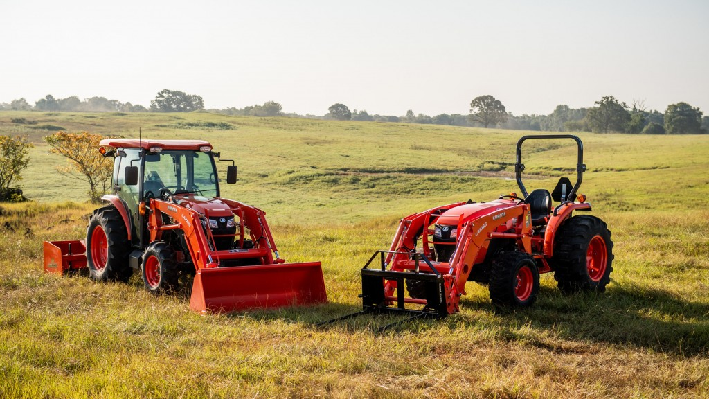 Kubota relaunches its entry-level utility tractor line, the MX Series, with more power, a roomy cab, and an affordable price.