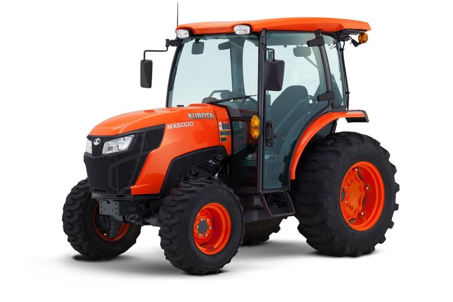 Kubota Canada Ltd. - MX6000 Tractors