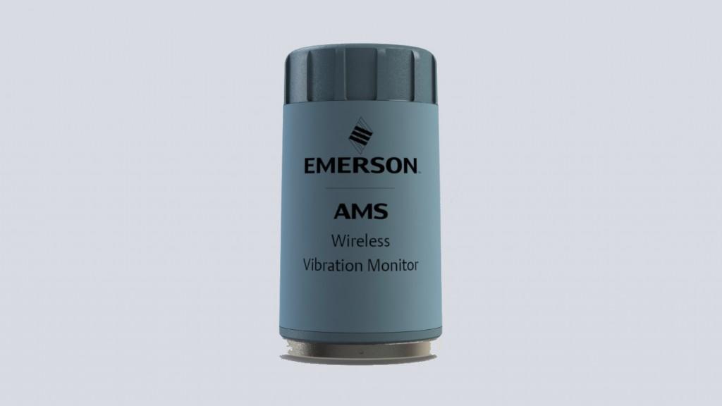 Emerson AMS Wireless Vibration Monitor