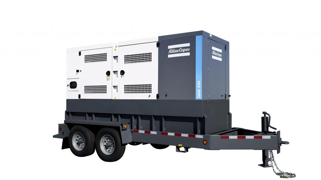 Atlas Copco QAS 330 Generator