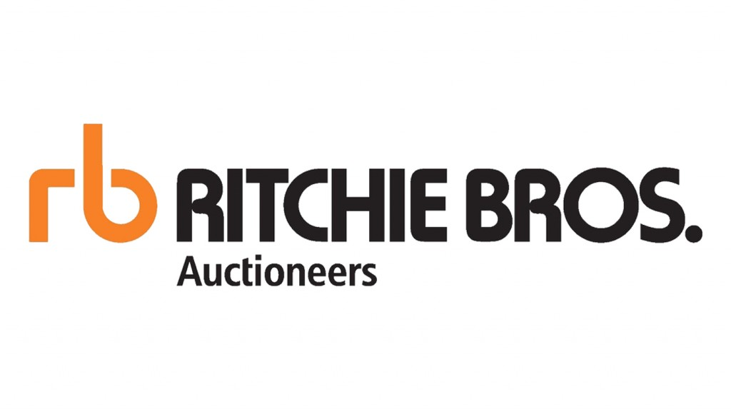 Ritchie Bros. logo.
