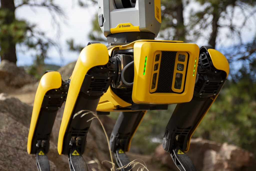 Boston Dynamics' Spot Robot