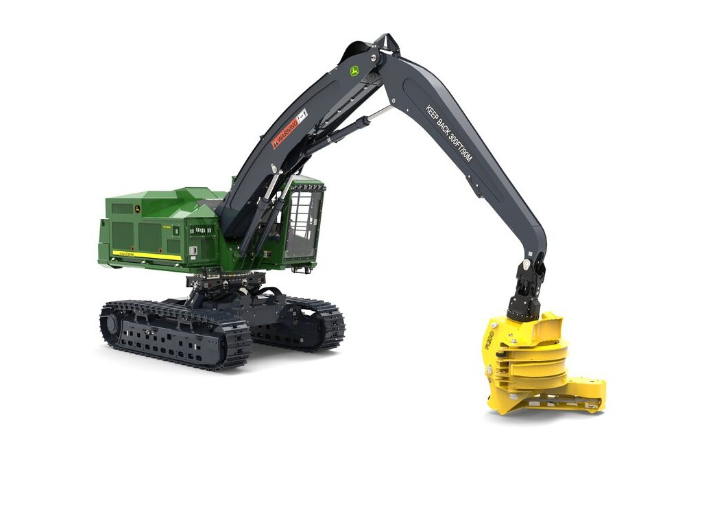 John Deere Construction & Forestry - 959ML Forestry Log Loaders