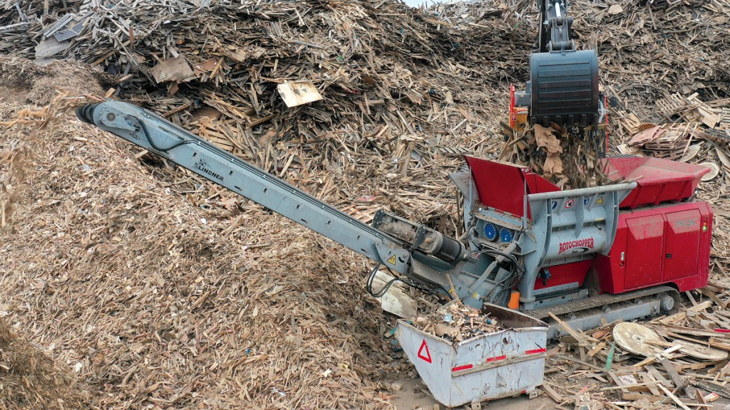 Rotochopper and Lindner Recycling announce distribution partnership