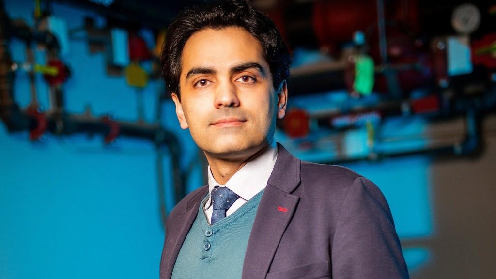 Fuzhan Nasiri associate professor at Concordia