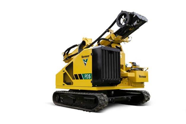 Vermeer - PD5 Pile Drivers