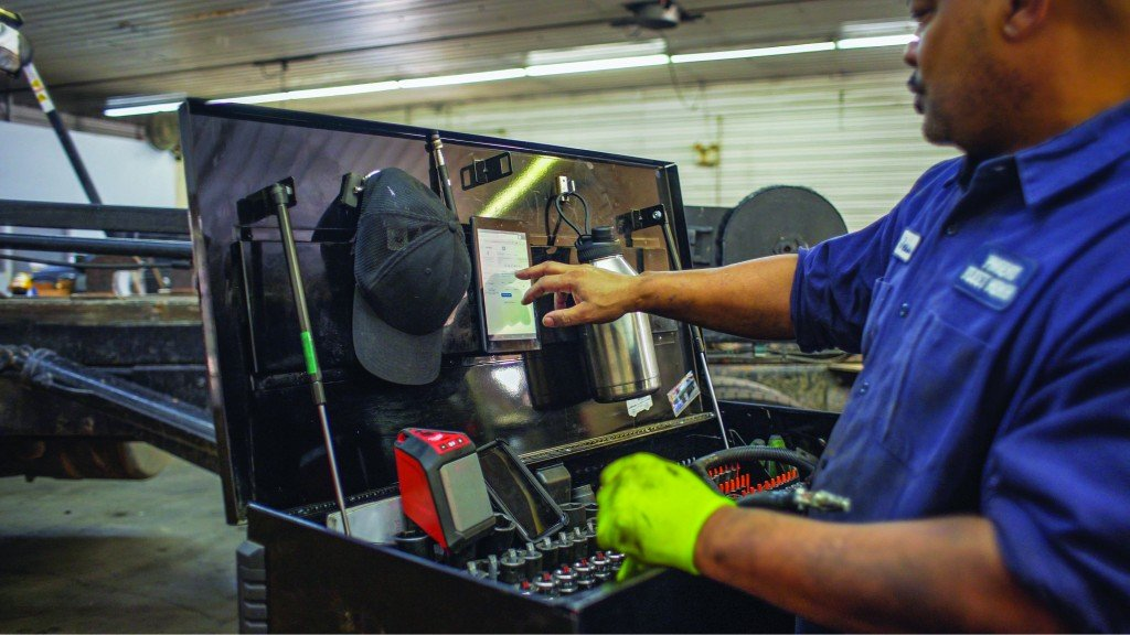 Fullbay heavy-duty repair shop
