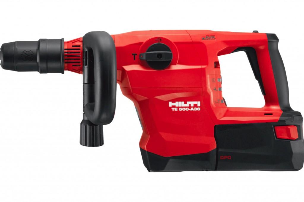 Hilti, Inc. - TE 500-A36 Tools