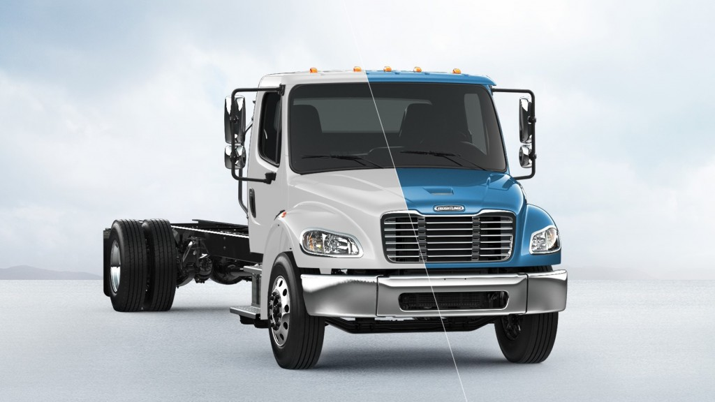 Freightliner M2 106 vocational truck