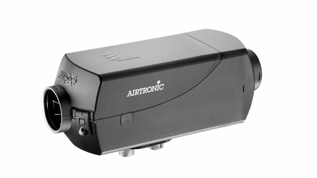 Airtronic air heater from Eberspaecher