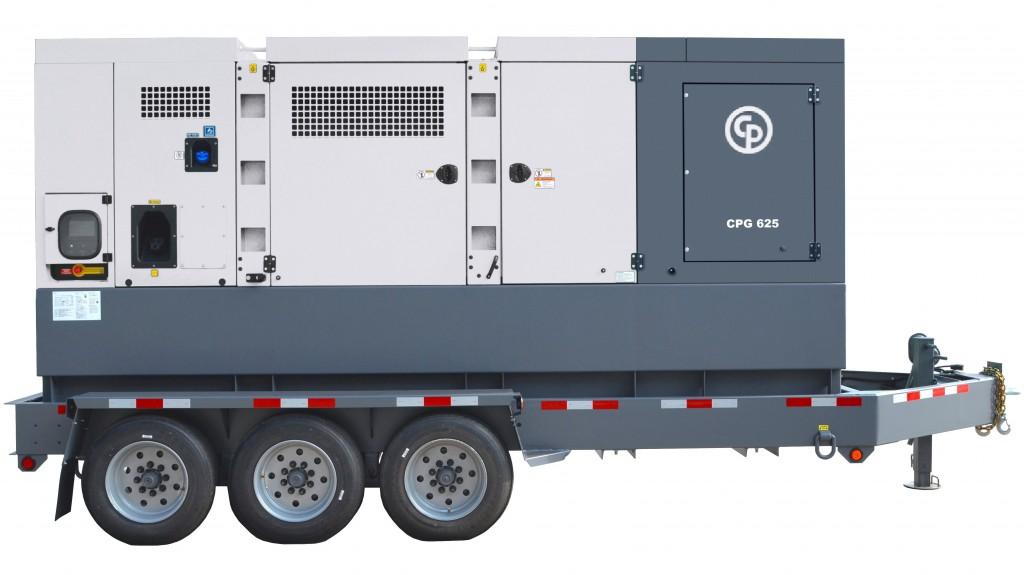 Chicago Pneumatic generator