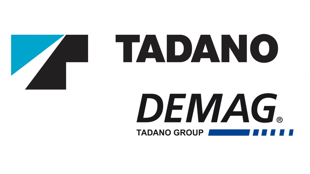 Tadano demag logo