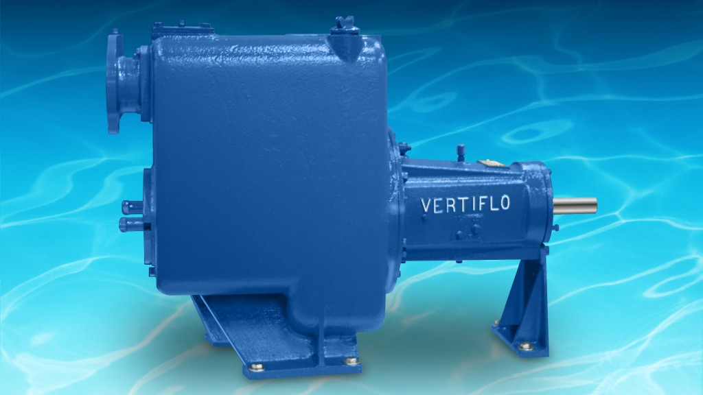 Vertiflo Pump Company - Series 2100 Centrifugal Pumps