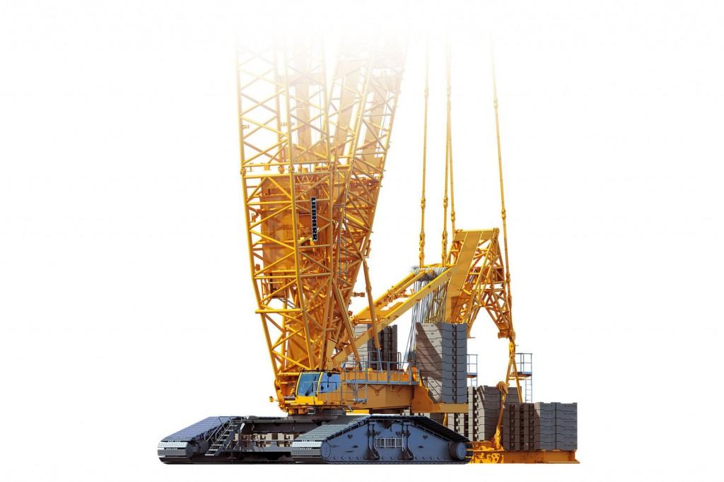 Liebherr Canada - LR 1800-1.0 Crawler Cranes