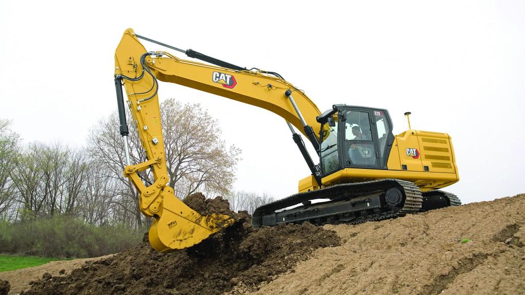 Caterpillar 326 Excavator