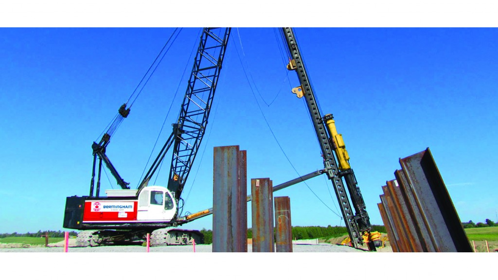 Bid software gives busy piling and drilling firm strong foundations
