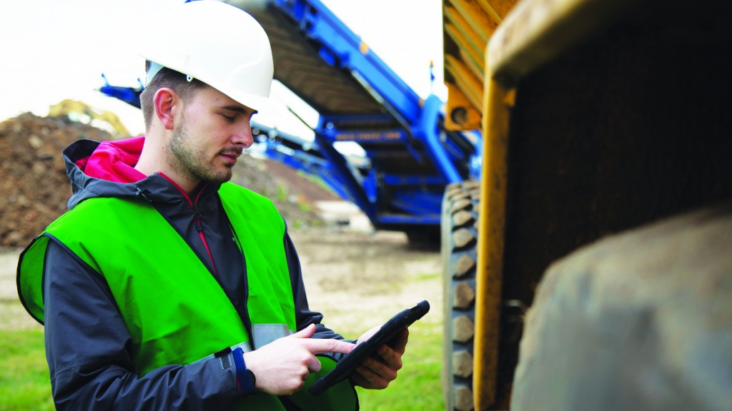 Technology brings remote expertise to the work site