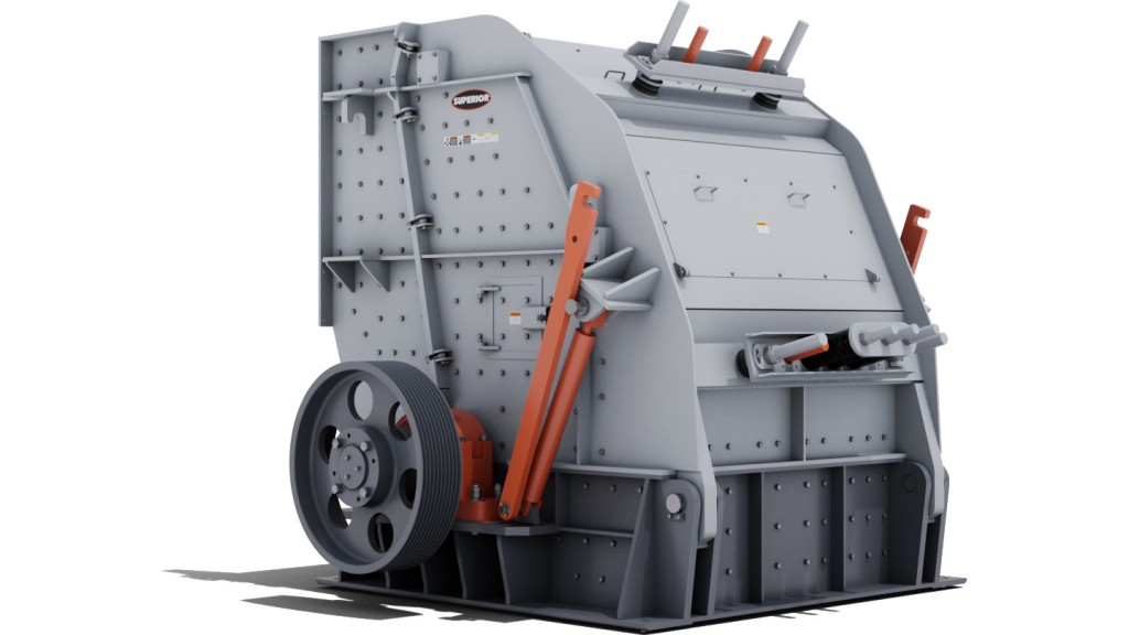 Superior industries Sentry™ Horizontal Shaft Impactor