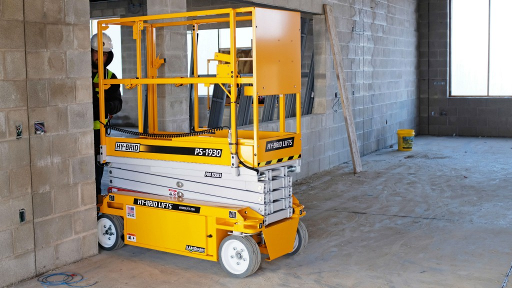 Hy-Brid Lifts releases tallest model ever in its line