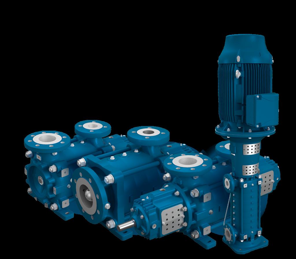 Xylem Inc. - e-MP Regenative Turbine Pumps