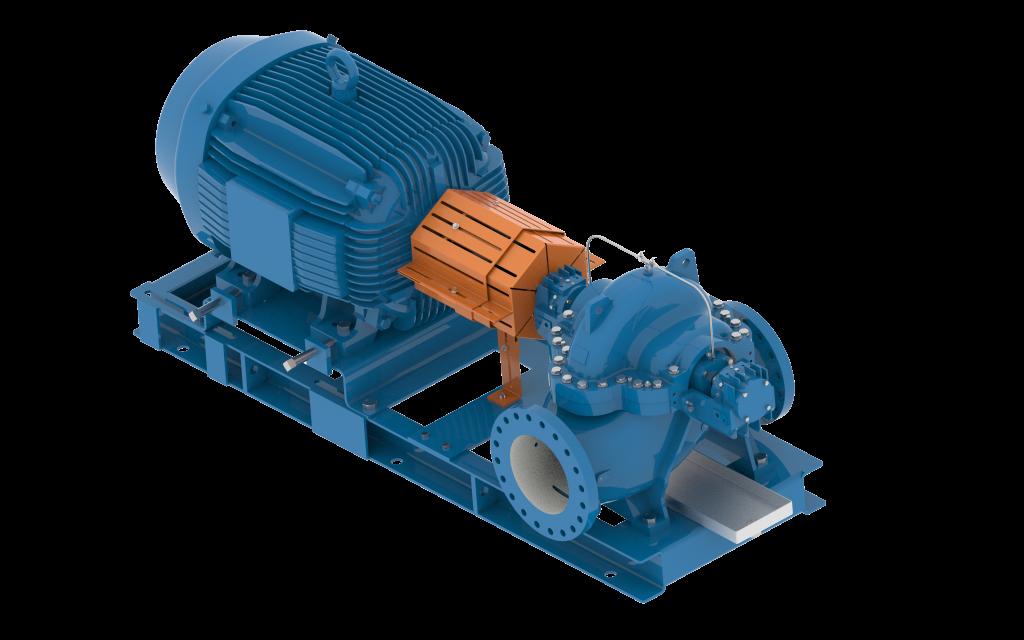 Xylem Inc. - e-XC Centrifugal Pumps