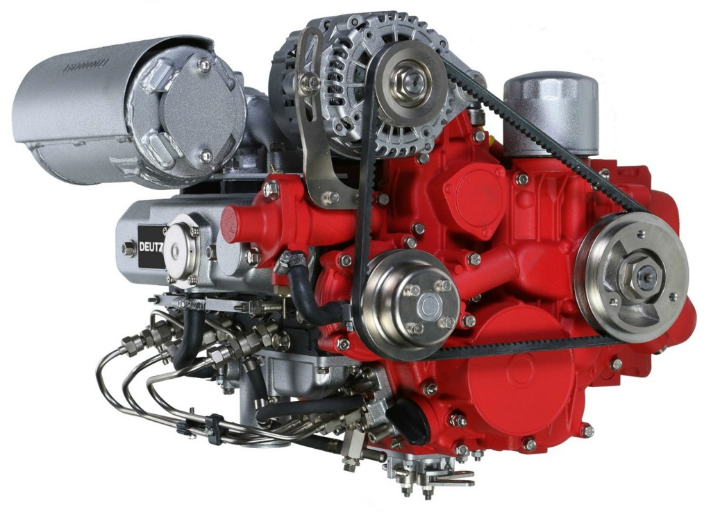 DEUTZ and KUKJE Machinery sign long-term agreement to expand line of under-25-HP engines