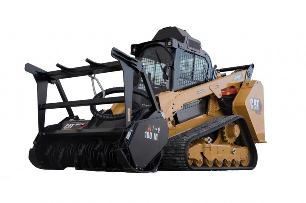 Caterpillar Inc. - 299D3 XE Land Management Compact Track Loaders