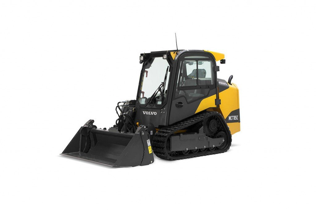 Volvo Construction Equipment - MCT85C Compact Track Loaders