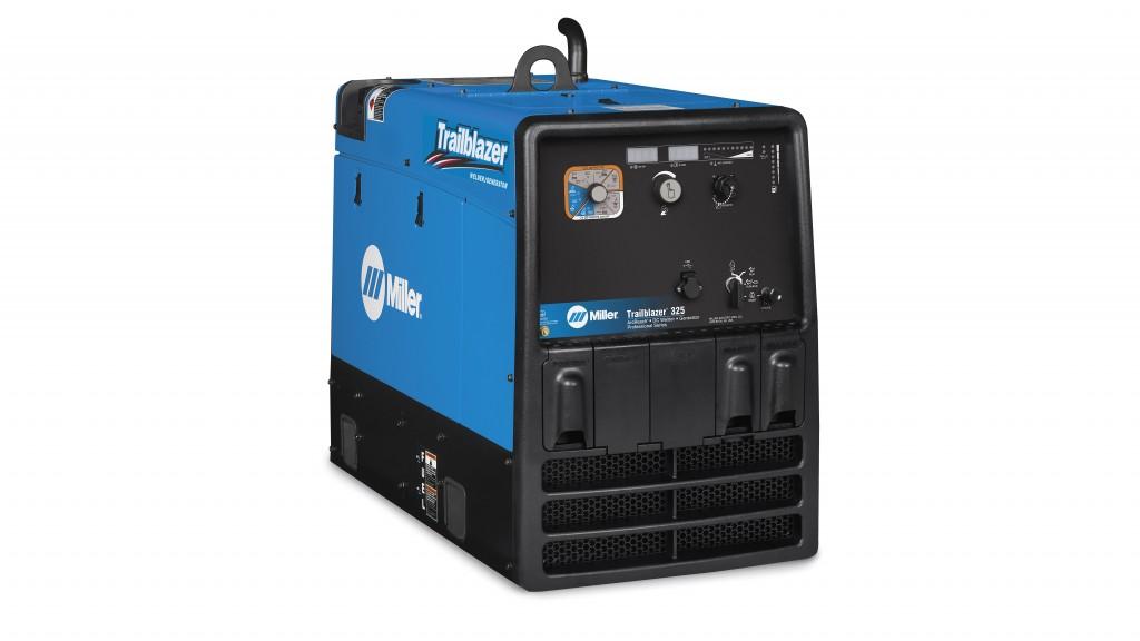 Miller welder/generator