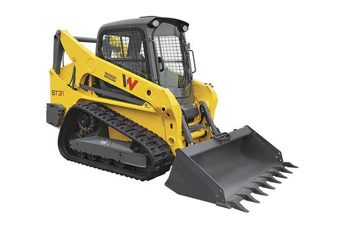 Wacker Neuson USA - ST31 Compact Track Loaders