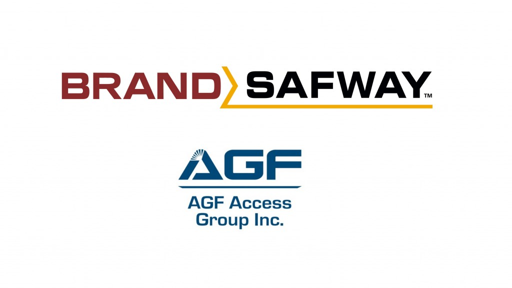 BrandSafway to acquire  AGF Access Group
