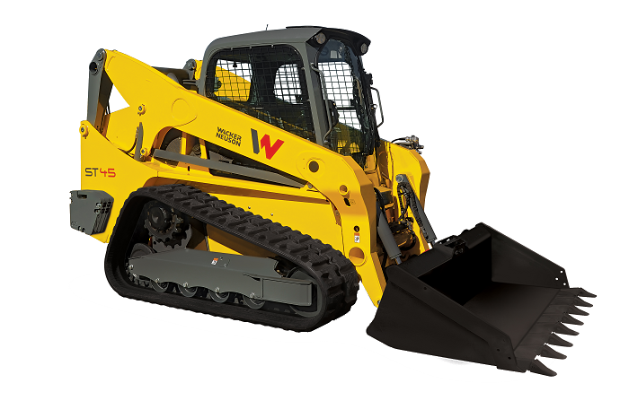 Wacker Neuson USA - ST45 Series II Compact Track Loaders