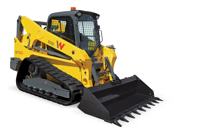 Wacker Neuson USA - ST50 Series II Compact Track Loaders