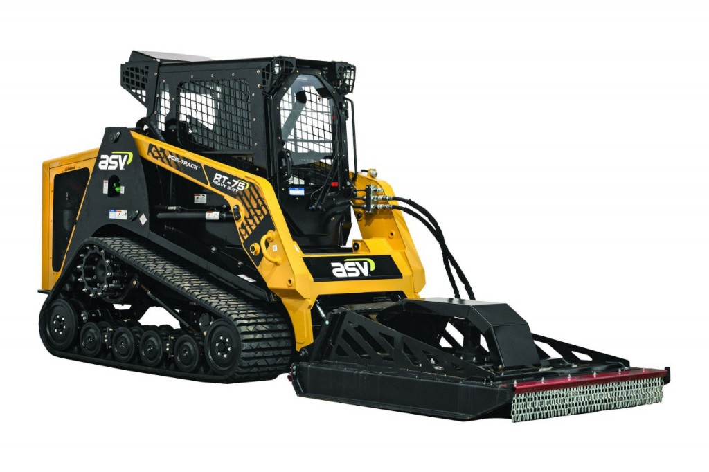 ASV Holdings Inc. - RT-75 HD Compact Track Loaders