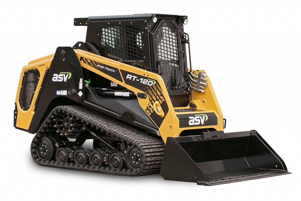 ASV Holdings Inc. - RT-120 Compact Track Loaders