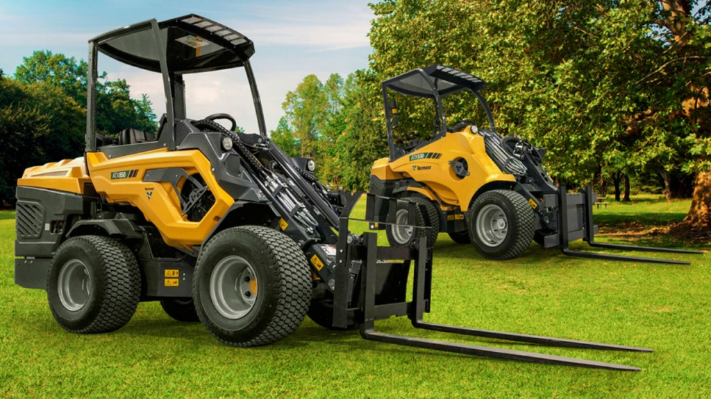 Vermeer to rebrand and distribute MultiOne compact loaders
