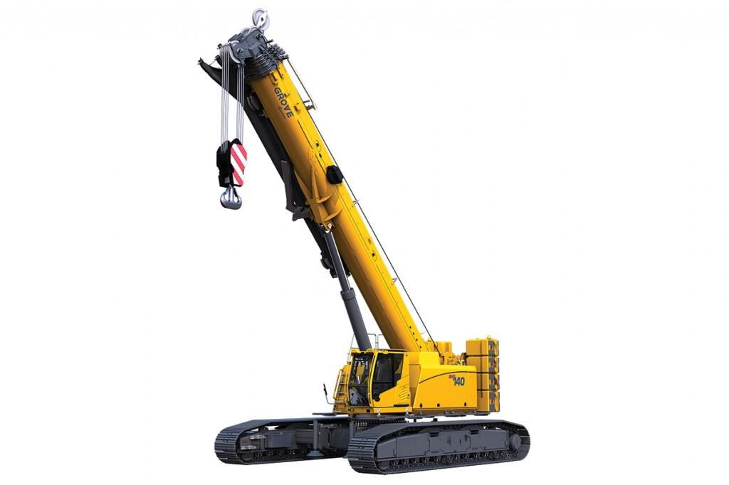 Manitowoc Company, Inc - GHC140 Telescopic Crawler Cranes