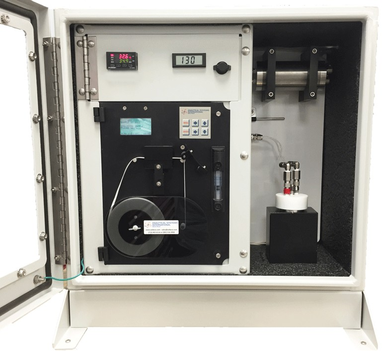 Analytical Systems Keco - 205L Portable Lab H2S in Crude Oil Analyzer Oil Analysers
